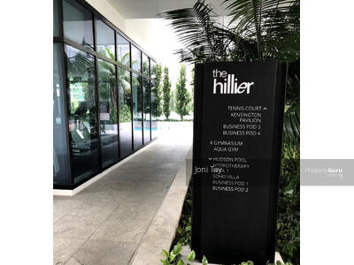For Sale - The Hillier