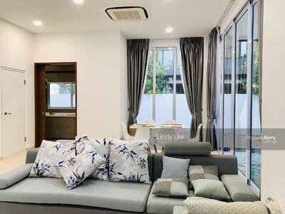 For Sale - Freehold Semi Detached along Woo Mon Chew Road