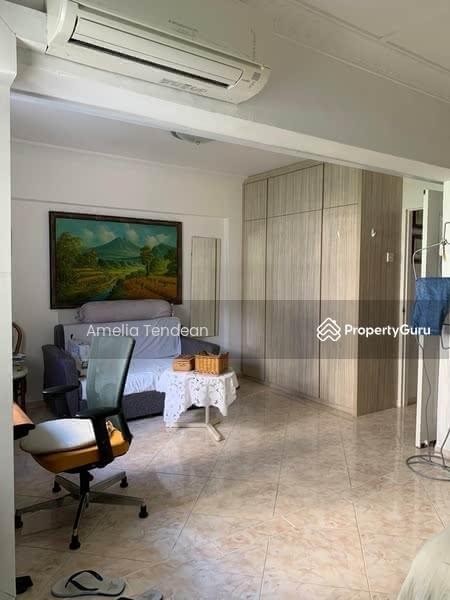 Extended Master Bedroom