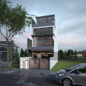 For Sale - New Freehold Inter-Terrace in a Convenient Location