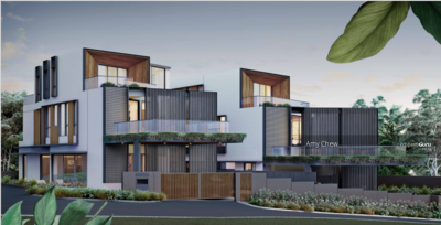 For Sale - Landmark Piece Of Art ! Luxurious Brand New Bungalows with Lift And Pool