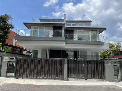 For Sale - Brand New, Freehold, Modern 2. 5 Storey Semi D with Lift