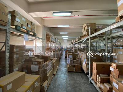 For Sale - Joo Seng Warehouse