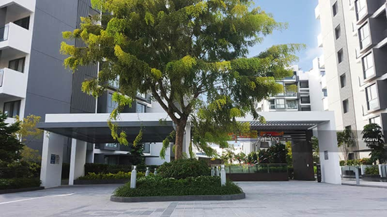 Patio in Katong Regency - 1bedroom + Study Contact Kat Yeo 91159255 for appointment