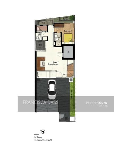 Figaro Street Opera Estate Contemporary Home #126949124