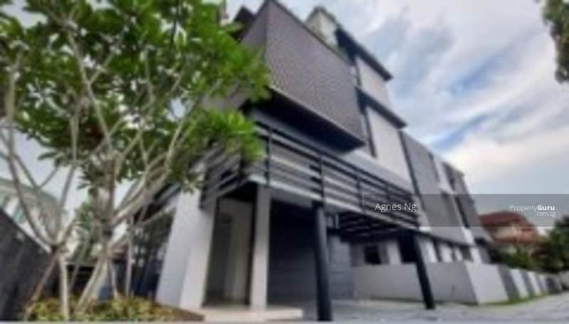 ⭐⭐LANDED7772@BRAND NEW BUNGALOW WITHIN 1KM TO ROSYTH PRIMARY, MRT #129086098
