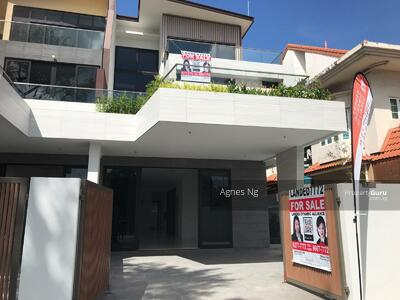 For Sale - ⭐⭐LANDED7772@Brand New Semi D at Bedok Road