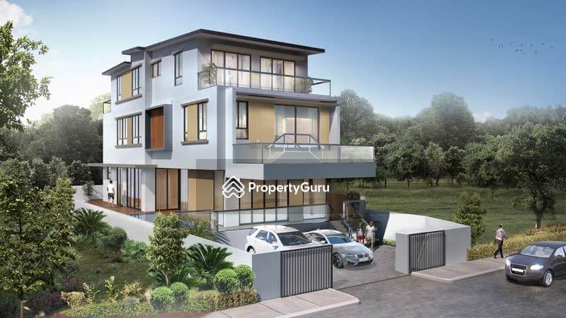 For Sale - Siglap Brand New Bungalow - LAST HOUSE BELOW $9M!