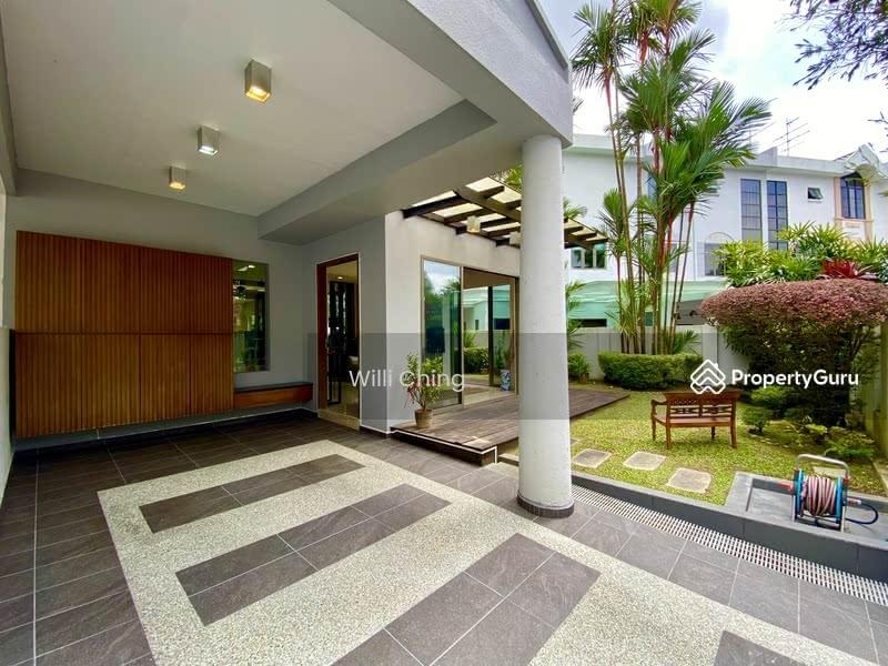 Renovated 3-Storey Corner Terrace @ Toh Tuck Road #127166836