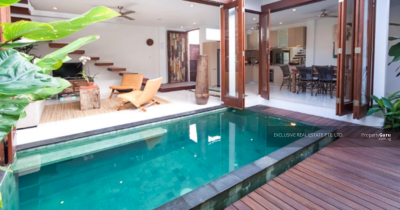 For Sale - D15 ⚡️★ like NEW 3 Storey Bungalow Balinese style w/ Pool & Beautiful Landscaping beside MRT