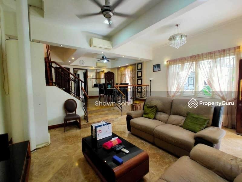 3 Storey Corner Terrace/Park villas rise #127182136