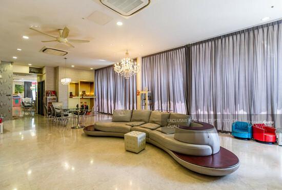 D16 Spacious Grand Hall Designer 3 Storey Semi D near Simei Expo Upper Changi MRT #127182932
