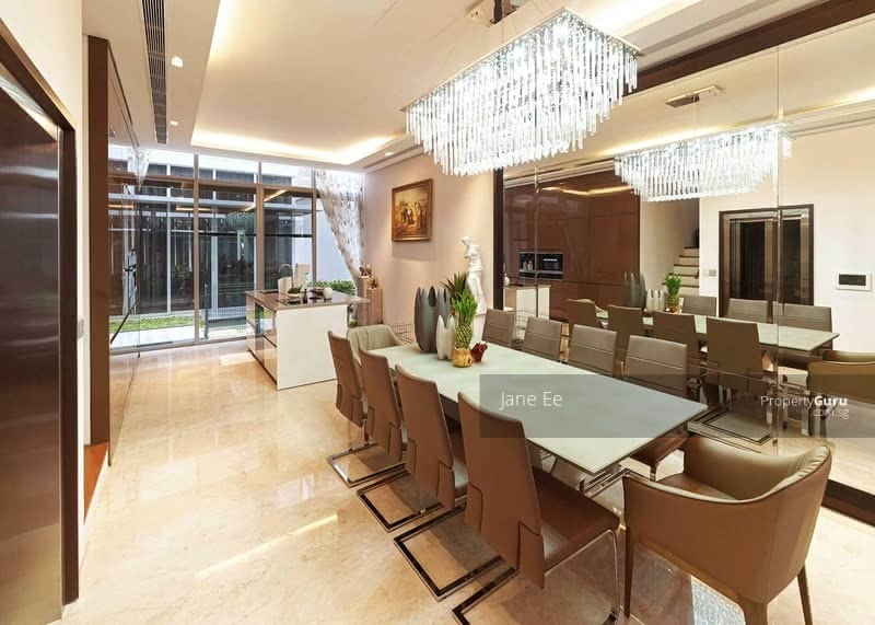 Cluster house at Sixth Avenue with private pool and gym #127188230