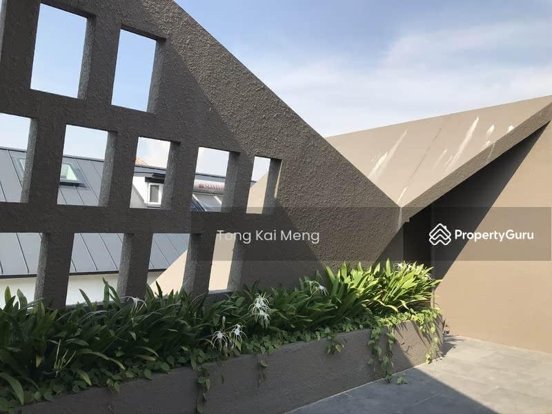 ⭐️ AMZING ARCHITECTURE !! FH Bungalow, Coronation, Lift, Pool, 1km Nanyang & RPGS, 5Min Walk TKK MRT #127188510