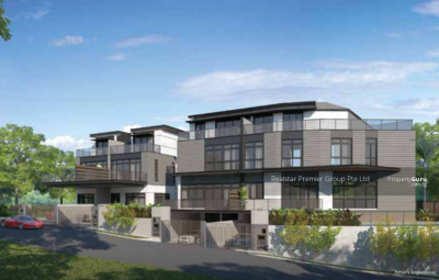 For Sale - Thomson/Bishan BRAND NEW Semi-Detached $5. 7M starting from!