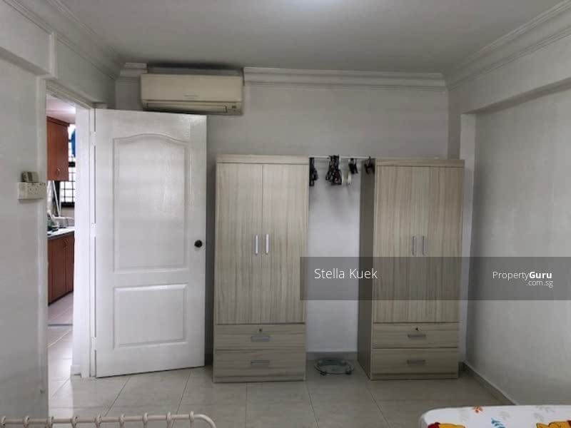 Bedroom With Two Wardrobes