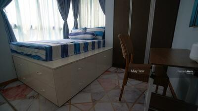 For Rent - The Parc Condominium