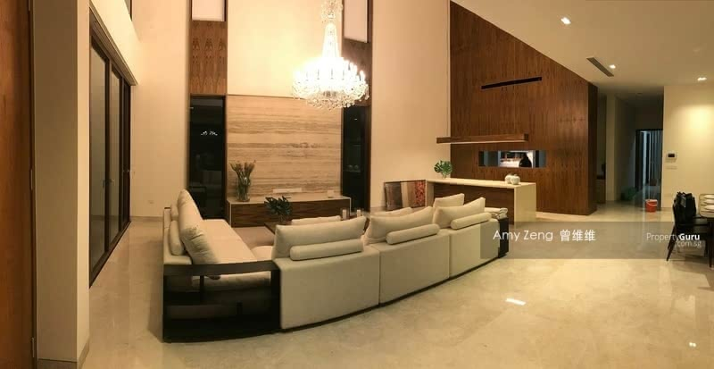 Alluring Brand New Bungalow with Private Swimming Pool AND Lift at Lornie Road for Sale #127435902