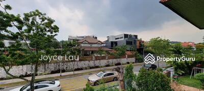 For Sale - Bukit Timah Semi Detach, convenient location. Close to  MRT, amenities.