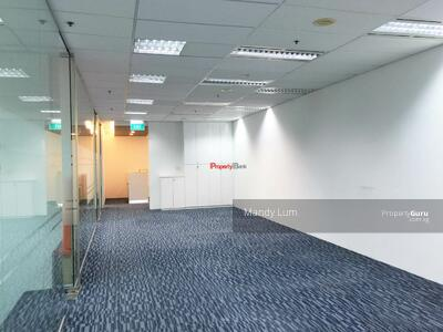 For Rent - Ideal Size for 15 to 25 Pax | Fitted Office @ Newton MRT, Ready with Manager Rooms
