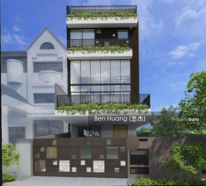 Eminence Landed Brand New 3.5 Storey Corner-T @ Telok Kurau  Ben Huang 84884454 #127459714