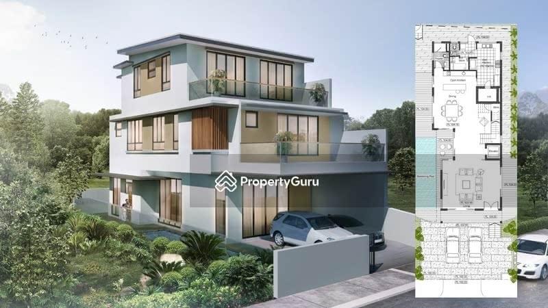 Brand new bungalow in Opera estate #127570400