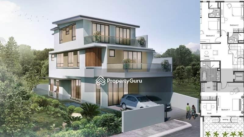 Brand new bungalow in Opera estate #127570472