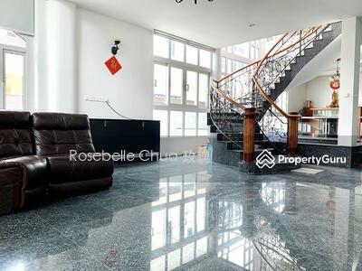 For Sale - ⭐️D19⭐️ Rare 3 Storey Corner-Terrace @ Quaint Corner Terrace in Serangoon/Kovan Vicinity