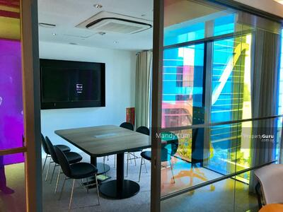 For Rent - MOVE- IN CONDITION OFFICE FOR RENT! Near Tanjong Pagar MRT | No Takeover Fees