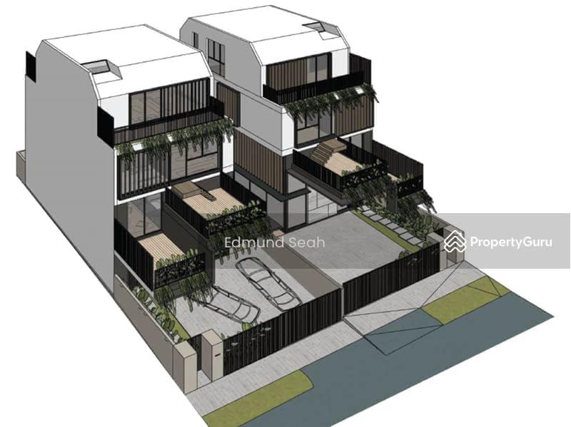 ★ Serangoon Garden ★ Brand New Semi-D with Pool / Lift ★ #127777452