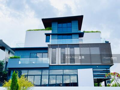 For Sale - Brand New/Luxury with Lift/Swimming Pool, 3 Generations Home, Quality Interior/Exterior, Park 6 cars