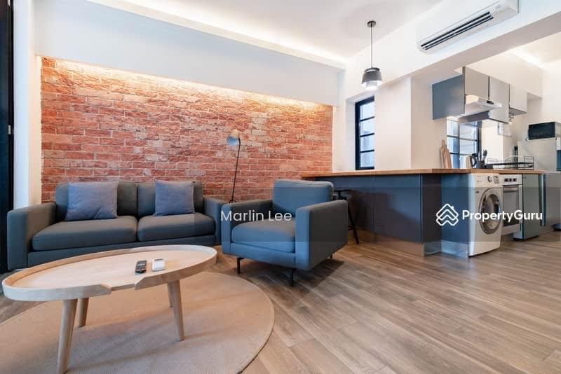 2 bedrooms - Living Area