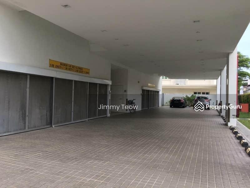 Carpark facilities lobby