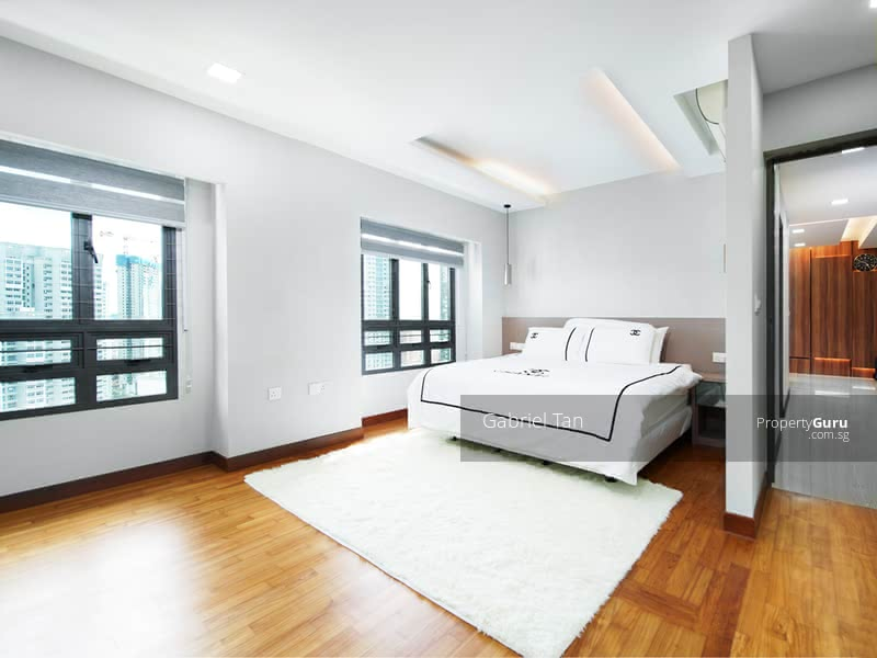 Combined enlarged Master Bedroom