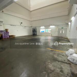 For Sale - Tuas Cove Industrial Centre