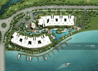 For Sale - Sentosa Condo] Only at 1330 psf] below 2. 8m for 3 bedroom units]
