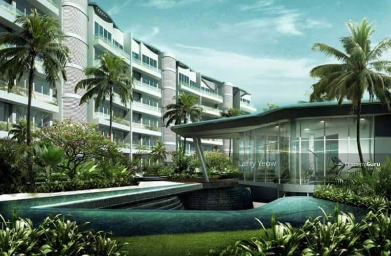 Sentosa Condo] Only at 1330 psf] below 2.8m for 3 bedroom units] #128019914