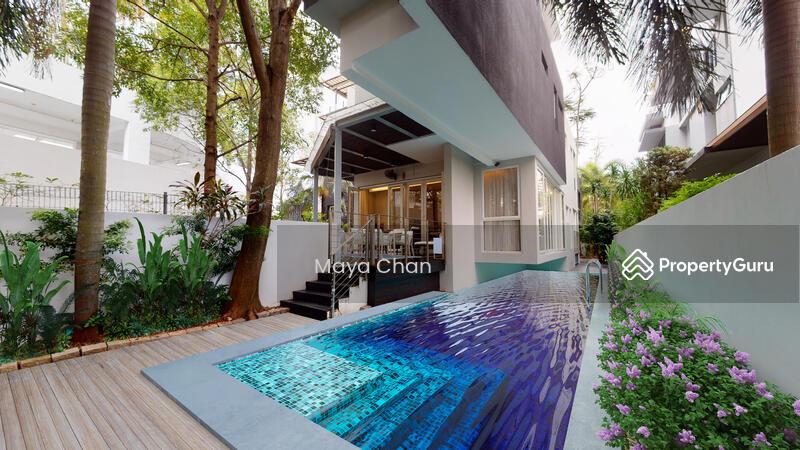Extra Long 14 meter Lap Pool
