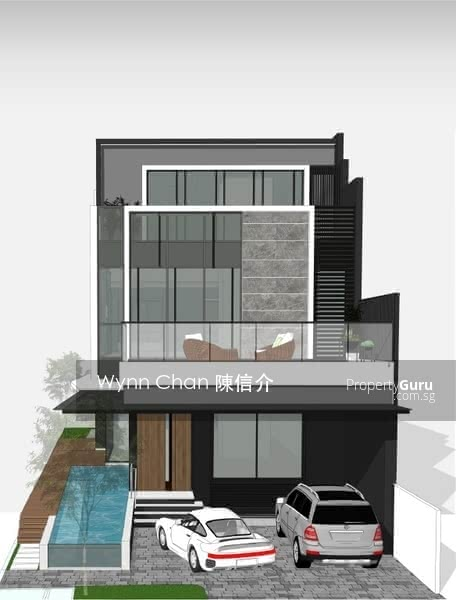⭐ WLD ⭐ Brand New D15 Semi-Detach Frankel Avenue #128122182