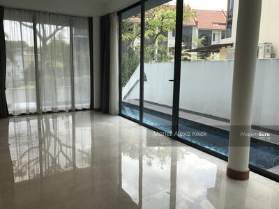 For Sale - 999yrs 5-bedroom with Pool & Lift near Cashew MRT station