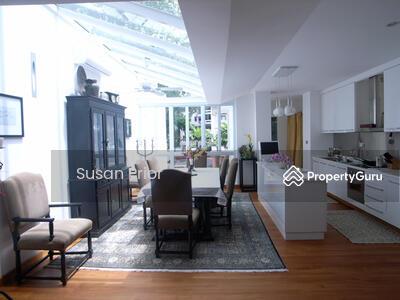 For Rent - Everton Shophouse Near Outram MRT - 3+2 Plus Rear Terrace