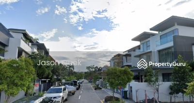 For Sale - Freehold Brand New Corner Terrace 1km to Tao Nan