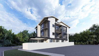 For Sale - ★★★★★ D19 Lorong Gambir $4. 5m Freehold Brand New 2. 5 Storey Semi-Detached ★ Rare near Bartley