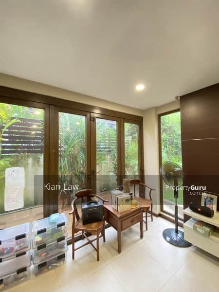 Semi-D with Large Garden, Wide Frontage, Near MRT & AiTong #128305084