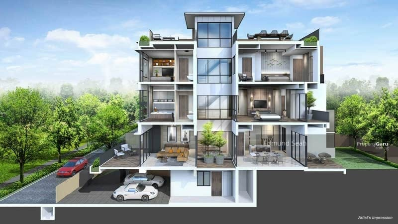 ★ Brand New ★ Bespoke Luxury Landed Homes ★ minutes from Cashew MRT ★ #128292904