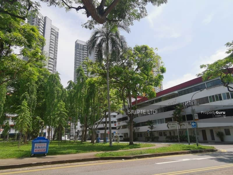 Conservation apartment at Tiong Bahru #129694160