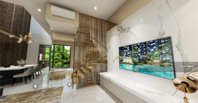 For Sale - 2 STOREY BUNGALOW STRATA LANDED
