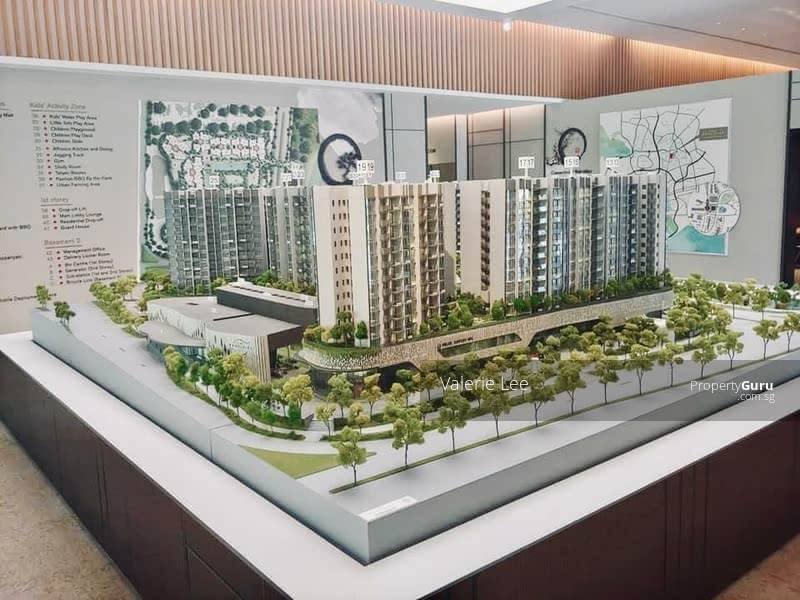 The Woodleigh Residences #128344992