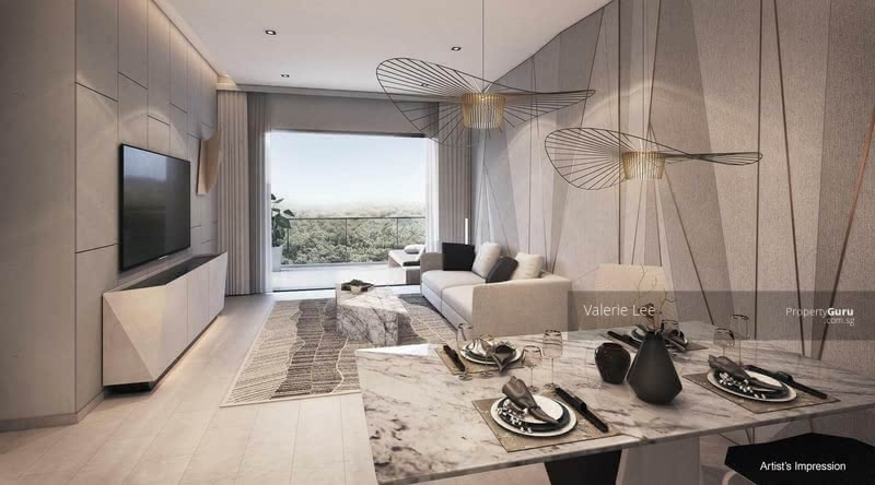 The Woodleigh Residences #128344996