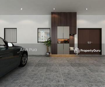 For Sale - Newly-Built, Brand New Semi-D @ Jalan Dermawan